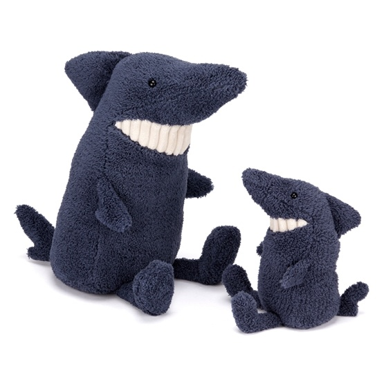 Jellycat - Toothy Shark