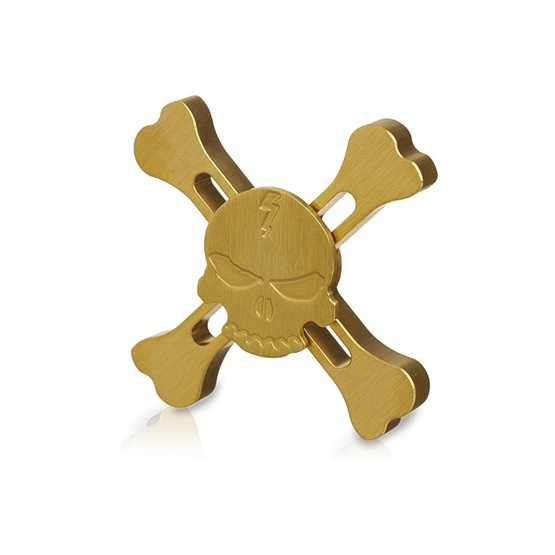 Nordspin - Fidget Spinners - Arche Mässing