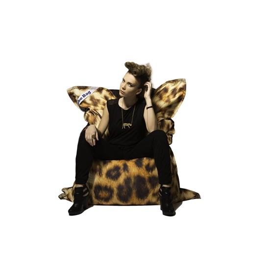 Printed Leopard
