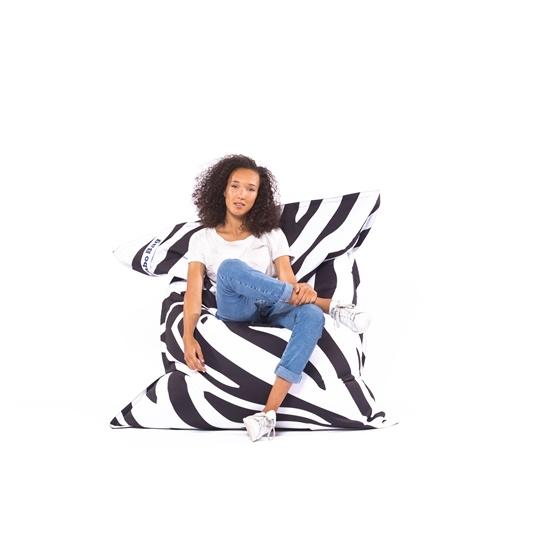 Printed Zebra