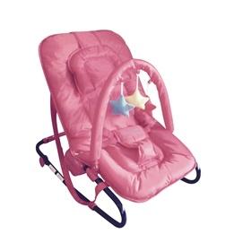 Kaxholmen - Babysitter Med Lekbåge Och Huvudkudde - Röd