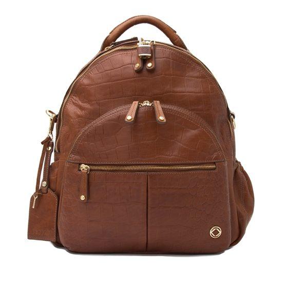 KeriKit - Ryggsäck - Joy Croc Leather Backpack
