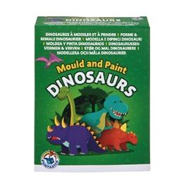 Keycraft - Mould & Paint Dinosaurs