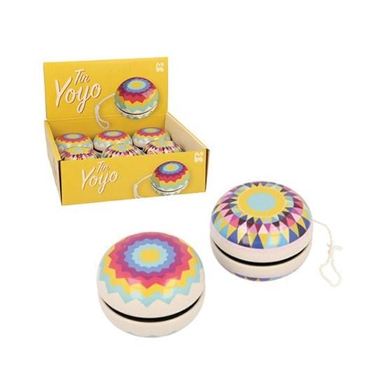 Keycraft - Tin Yoyo