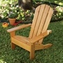 Kidkraft - Adirondack Chair - Honey