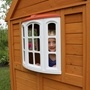 Kidkraft - Lekstuga - Stoneycreek Cedar Outdoor Playhouse