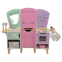 Kidkraft - Barnkök - Lil Friends Play Kitchen