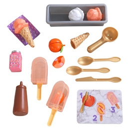 Kidkraft - Create & Cook: Peach Popsicles
