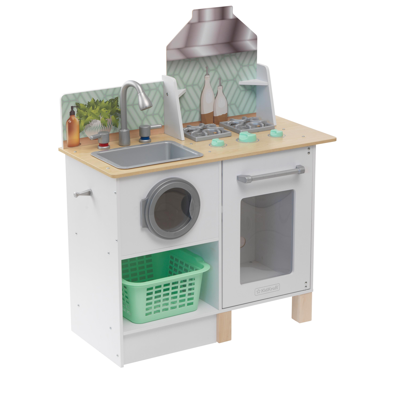 Kidkraft - Whisk & Wash Kitchen & Laundrey
