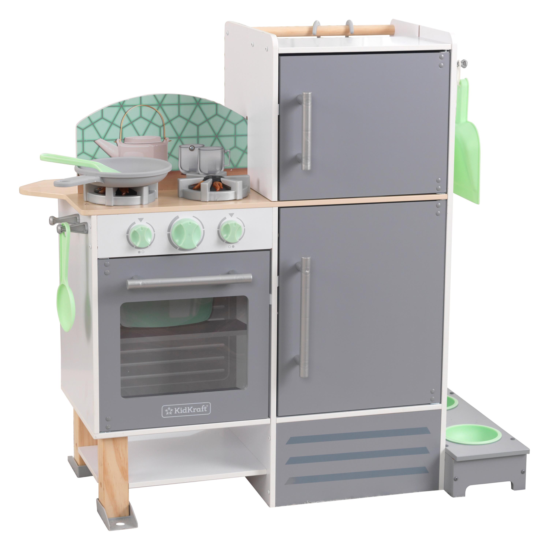 Kidkraft - 2-in-1 Kitchen & Laundrey