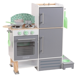 Kidkraft - 2-in-1 Kitchen & Laundrey