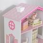Kidkraft - Bokhylla - Dollhouse Cottage Bookcase
