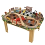Kidkraft - Tågbana - Disney® Pixar Cars 3 Thunder Hollow Track Set & Table