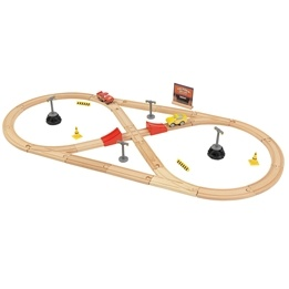 Kidkraft - Tågbana - Disney® Pixar Cars 3 Build Your Own Track Pack