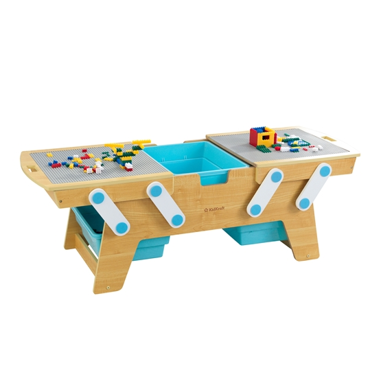Kidkraft - Legobord - Building Bricks Play n Store Table