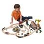 Kidkraft - Tågbana - Bucket Top Construction Train Set