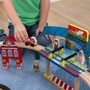 Kidkraft - Super Highway Train Set