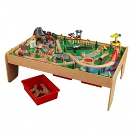 Kidkraft - Tågbana - Waterfall Mountain Train Table