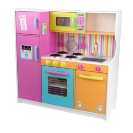 Kidkraft - Barnkök - Deluxe Big & Bright Kitchen