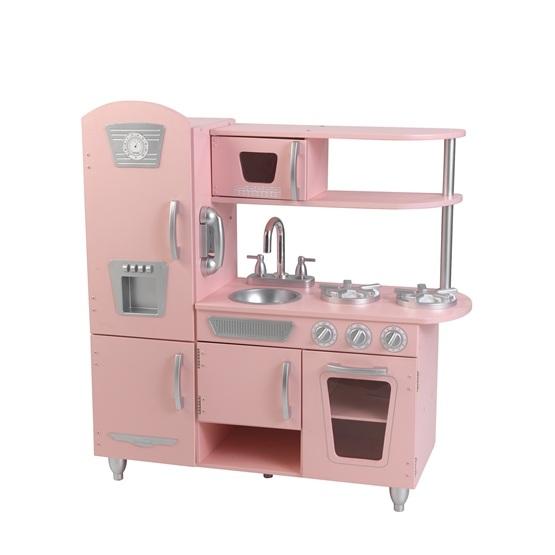 Kidkraft - Barnkök - Pink Vintage Kitchen