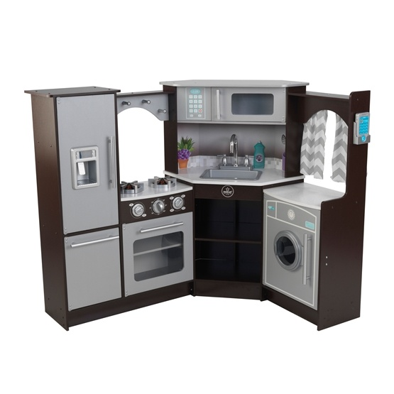 Kidkraft - Barnkök - Ultimate Corner Play Kitchen