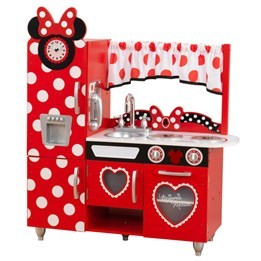 Kidkraft - Barnkök - Disney Jr. Minnie Mouse Vintage Kitchen