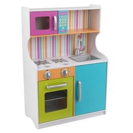 Kidkraft - Barnkök - Bright Toddler Kitchen