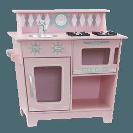 Kidkraft - Barnkök - Classic Kitchenette Pink