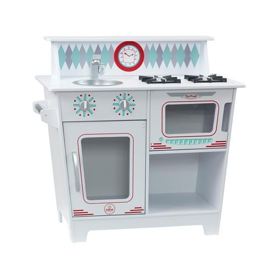 Kidkraft - Barnkök - Classic Kitchenette White
