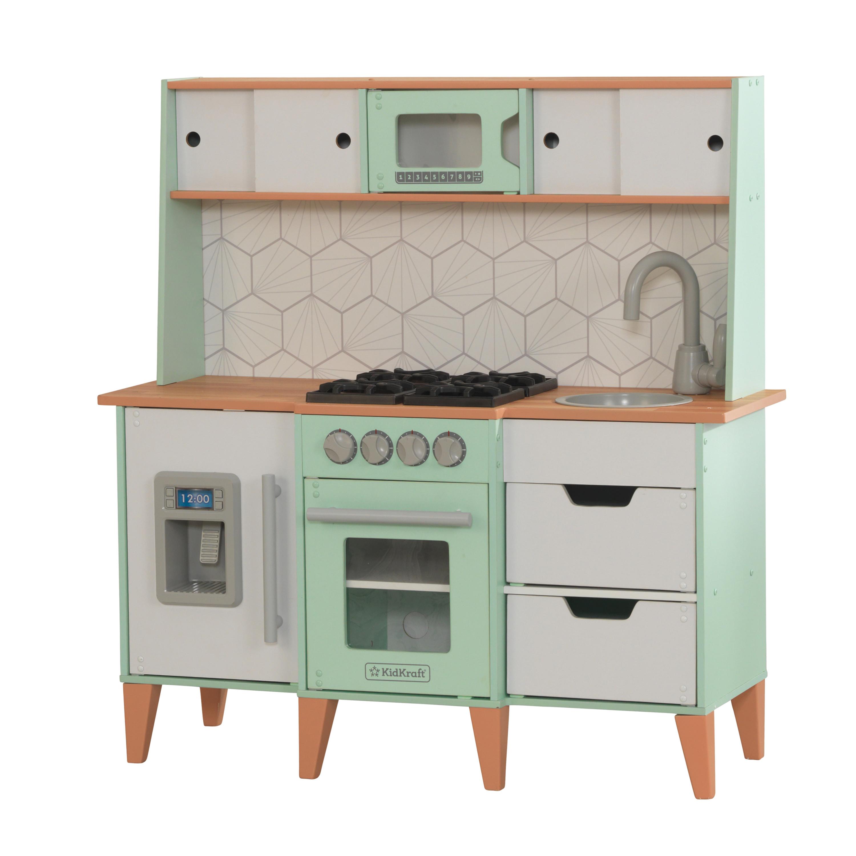 Kidkraft - Barnkök - Mid-Centry Modern Play Kitchen