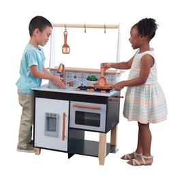 Kidkraft - Barnkök - Artisan Island Toddler Play Kitchen
