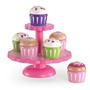Kidkraft - Kök - Cupcake Stand with Cupcakes