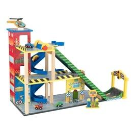 Kidkraft - Lekset - Mega Ramp Racing