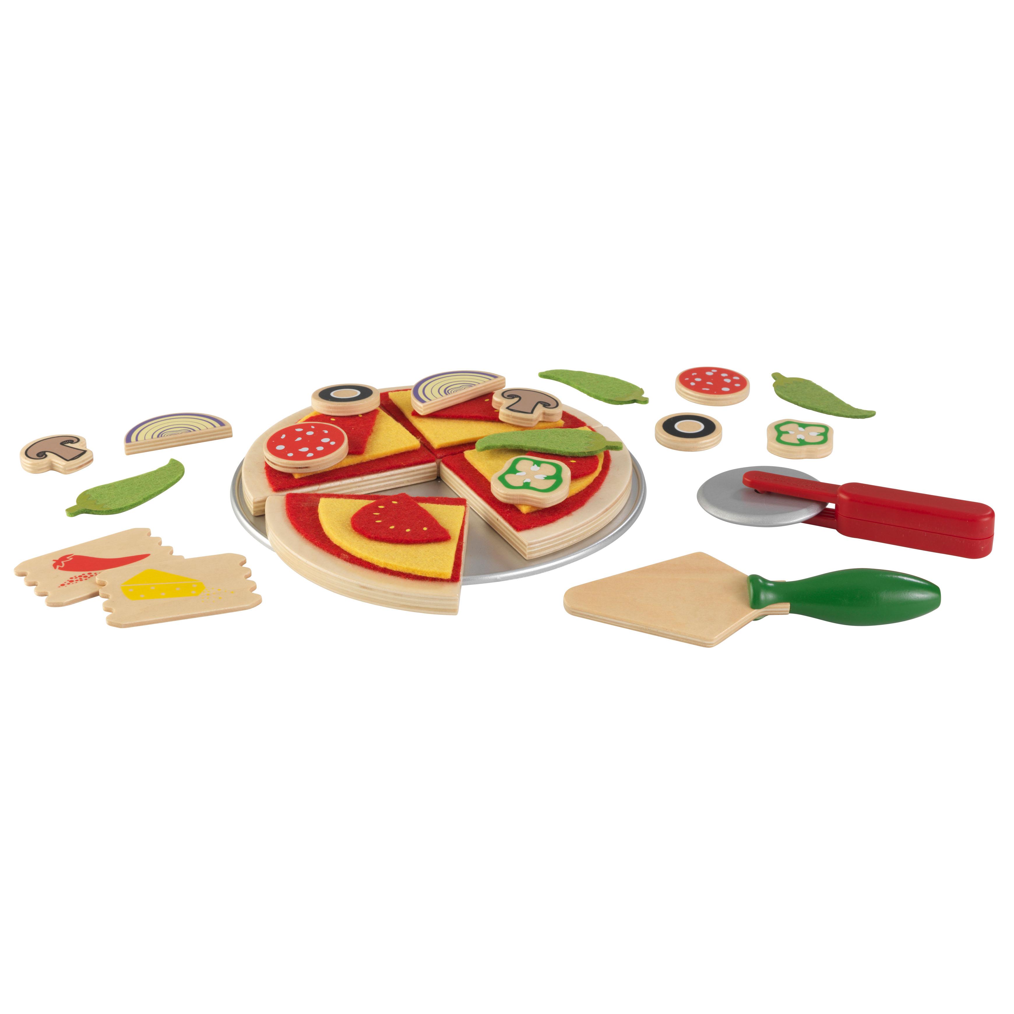 kidkraft pizza play set. Black Bedroom Furniture Sets. Home Design Ideas