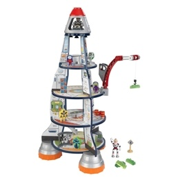 Kidkraft - Rocket Ship Play Set