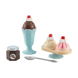 Kidkraft - Ice Cream Play Set
