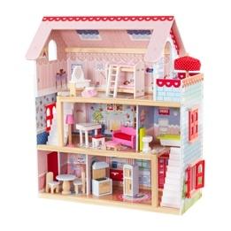 Kidkraft - Dockskåp - Chelsea Doll Cottage
