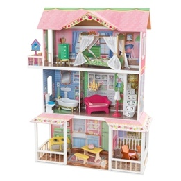 Kidkraft - Dockskåp - Sweet Savannah Dollhouse