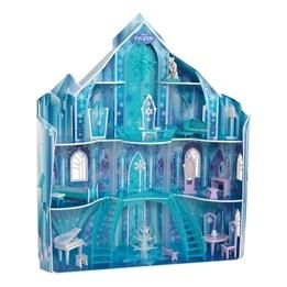 Kidkraft - Dockskåp - Frozen Snowflake Mansion