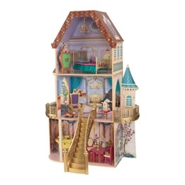 Kidkraft - Dockskåp - Belle'S Enchanted Dollhouse