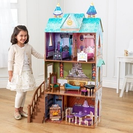 Kidkraft - Dockskåp - Disney® Frozen Arendelle Palace Dollhouse
