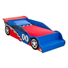 Kidkraft - Barnsäng - Racerbil