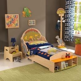 Kidkraft - Barnsäng - Dinosaur Toddler Bed