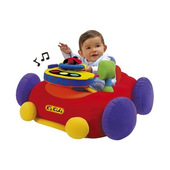 Ks Kids - Aktivitetsbil - Jumbo Go Go Go