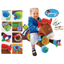 Ks Kids - Aktivitetsleksak - Tony the Pony