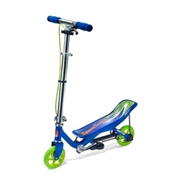 Space Scooter x360 Junior - Blue