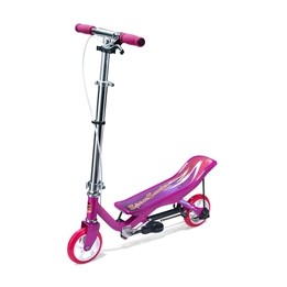 Space Scooter x360 Junior - Rosa