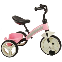 Trehjuling - Elite Rosa