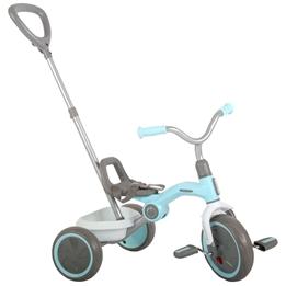Trehjuling - Trike Tenco Blå - Ihopfällbar