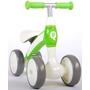 Gåcykel -Qplay - 4 Hjul - Grön